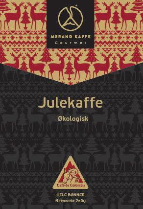 Julekaffe Christmas exclusive gourmet coffee