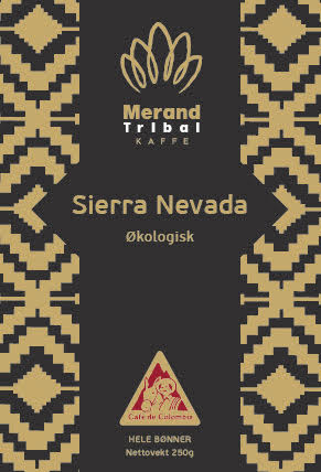Coffee exclusive sierra nevada tribal colombia