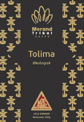Tribal colombia coffee exclusive